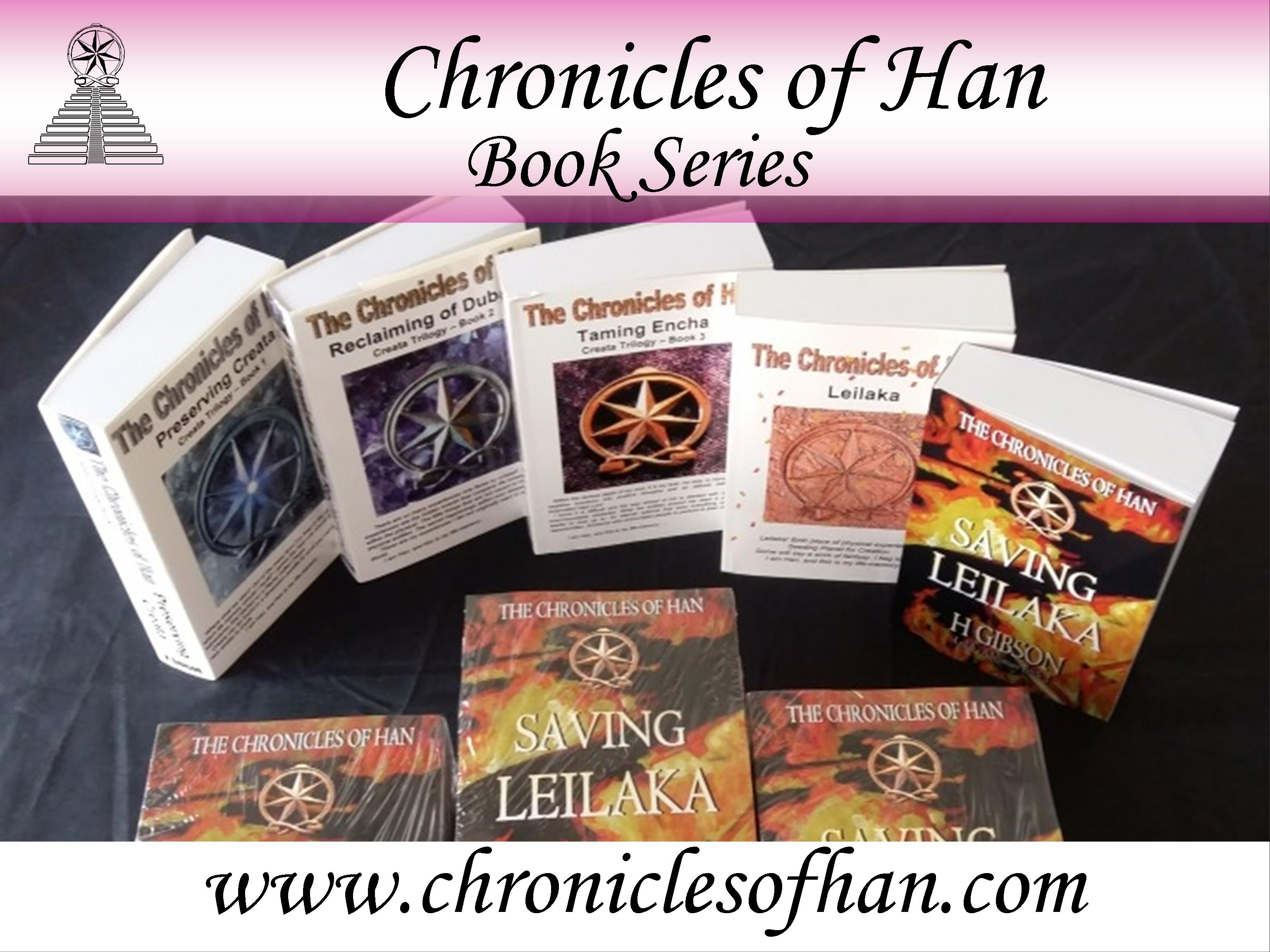 00 Chronicles of Han Book Series