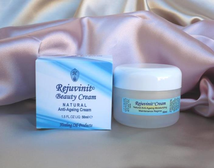 1 -Rejuvinit Anti Ageing Cream 50ml a