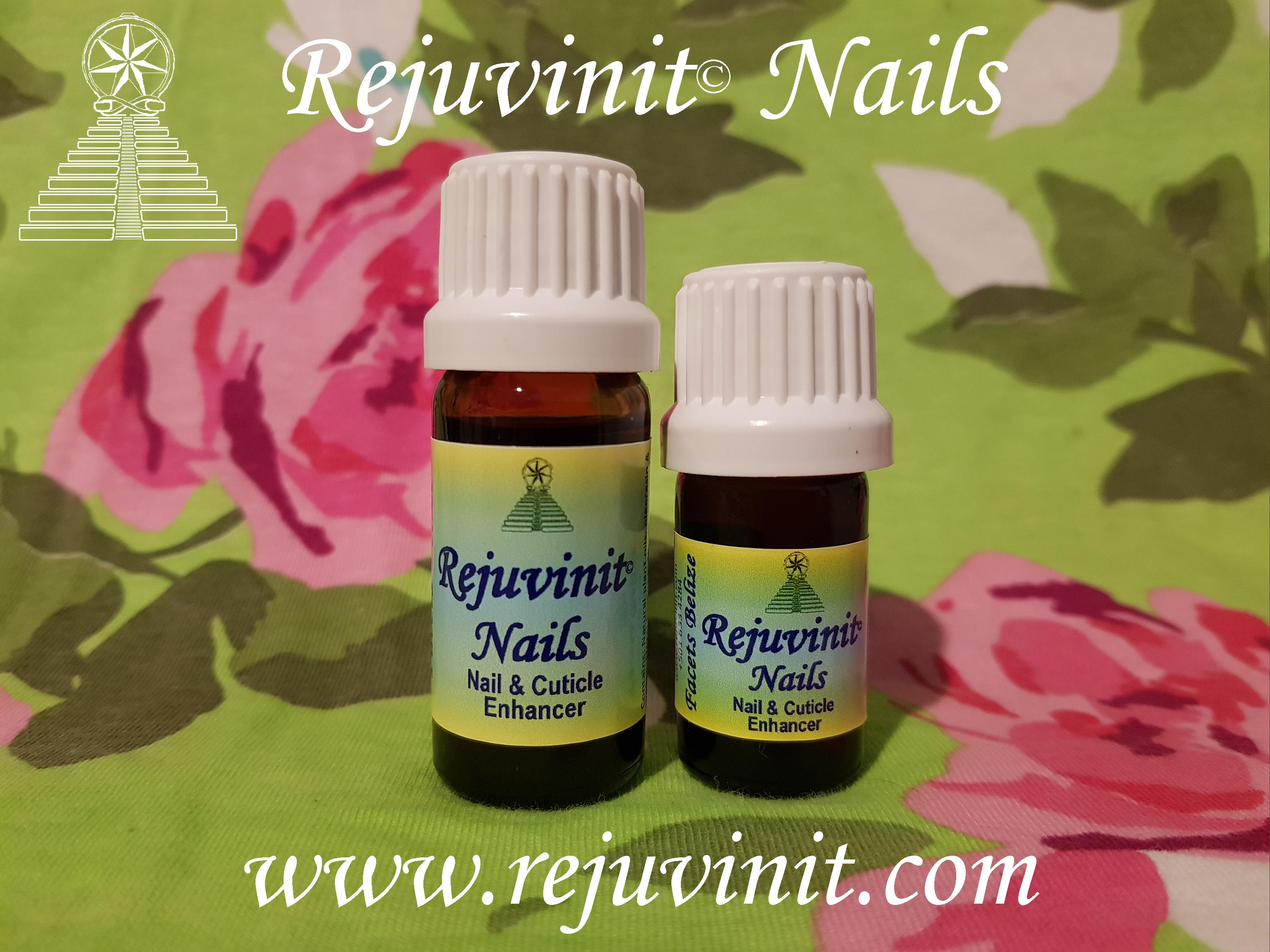00 Rejuvinit natural Nail and cuticle oil acrylic gel fungus infections