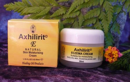 2015 Axhilirit E eczema moisturizer cream 50ml Copy1